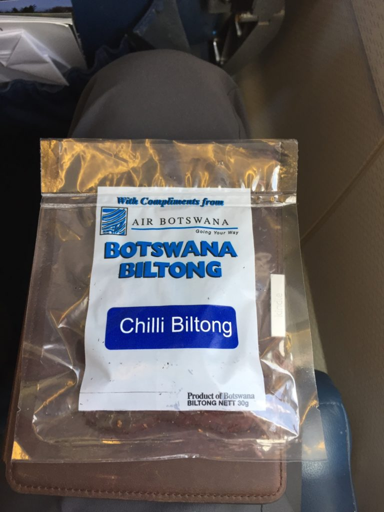 Biltong - Beef or Game Jerky in Southern Africa